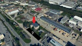 Pronájem, provozní plocha, 136 m2, Olomouc, ul. U Panelárny