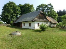 Prodej, chalupa, 1497 m2, Svratka