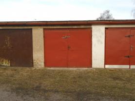 Prodej, garáž, 21 m2, Pardubice - Ohrazenice