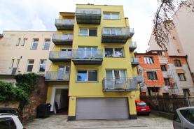 Prodej, byt 1+kk, 32 m2, Plzeň, ul. Bendova
