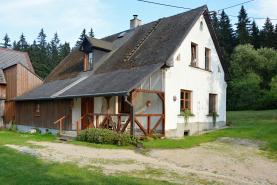 Prodej, rodinný dům 5+1, 672 m2, Sekerské Chalupy
