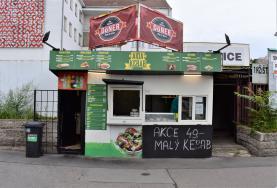 Přenechání nájmu, stánek Kebab, Praha 5 - Smíchov