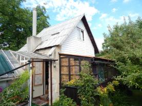 Prodej, zahrada, 834 m2, Děčín, ul. V Hliništi