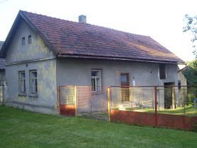 Prodej, chalupa 2+0, 1542 m2, Modřejovice
