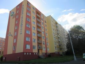 Pronájem, byt 2+1, 57 m2, Plzeň, ul. El. Krásnohorské