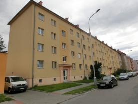 Pronájem, byt 2+1, 60 m2, Prostějov