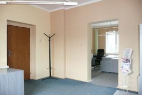 Kancelář přední (Pronájem, Kancelářské prostory, 36 m2, Lomnice nad Popelkou), foto 2/8