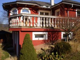 Pronájem, rodinný dům 5+1, 403 m2, Vranová u Letovic