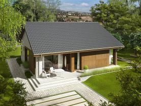 Prodej, rodinný dům, 119 m2, Strakonice