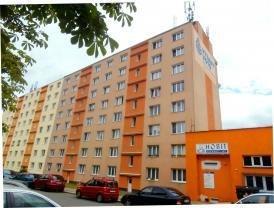Pronájem, byt 1+kk, 25m2, Plzeň, ul. Boettingerova