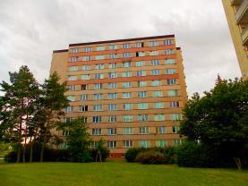 Prodej, byt 1+1, 36 m2, Plzeň, ul. Vojanova