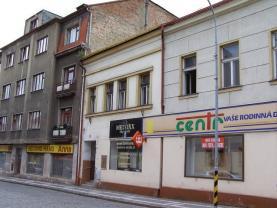 Prodej, nájemní dům 206 m2, Úpice, ul. Pod městem
