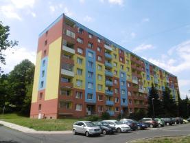 Pronájem, byt 2+1, 62 m2, Bílina, ul. Za Chlumem