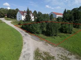 (Prodej, stavební pozemek,1024 m2, Vyšší Brod - Studánky), foto 4/17