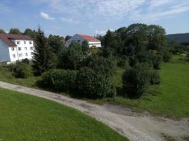 Prodej, stavební pozemek,1024 m2, Vyšší Brod - Studánky