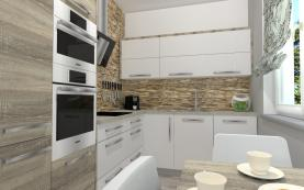 Prodej, byt 3+1, 67 m2, Ostrava - Poruba