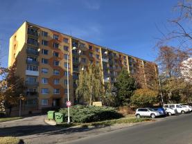 Prodej, byt 1+1, 36 m2, DV, Chomutov, ul.Jirkovská
