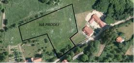 Prodej, Stavební parcela, Hranice