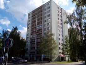 Pronájem, byt 3+1, 81 m2, Pardubice - Polabiny