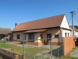 Prodej, rodinný dům 3+kk, 1247 m2, Radonice, Dolní Bukovsko