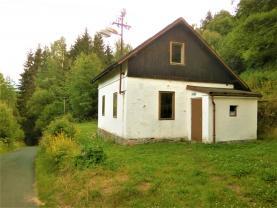 Prodej, chalupa, 3+1, 436 m2, Studenec - Oloví