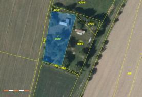 Prodej, zahrada 1079 m2, Dobříkov