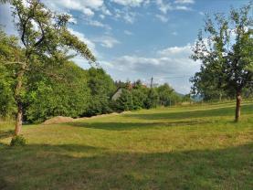 Prodej, pozemek, 1500 m2, Skuhrov