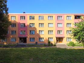 Prodej, byt 2+1, 50 m2, Karlovy Vary, ul. Hlávkova