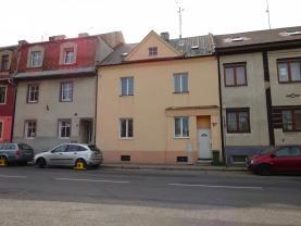 Prodej, rodinný dům, 180 m2, Chomutov, ul. Spořická