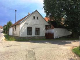Prodej, rodinný dům, 2+1, 80 m2, Sepekov