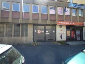 Pronájem, garáž, Ostrava - Poruba, ul. Bohuslava Martinů