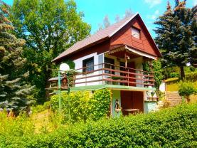 Prodej, chata 3+1, 100 m2, Tušimice