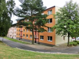 Prodej, byt 2+1+L, 60 m2, Nejdek, ul. J. A. Gagarina