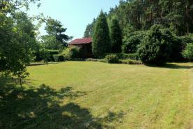 Prodej, zahrada, 395 m2, Babín u Horažďovic