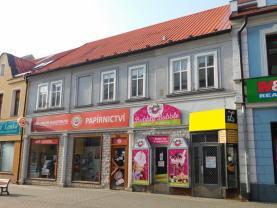 Pronájem, obchodní prostor, 8 m2, Kladno, ul. T. G.Masaryka
