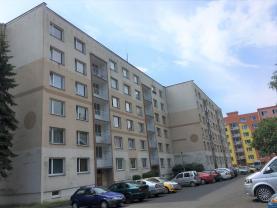 Prodej, byt 1+kk, 20 m2, Ústí nad Labem, ul. Železná