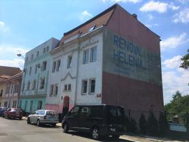 Pronájem, byt 1+1, 36 m2, Trmice, ul. Žižkova