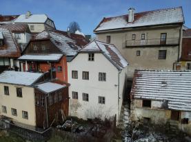 Prodej, rodinný dům, Český Krumlov, ul. Plešivecká