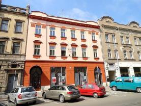 Pronájem, byt 2+1, Hradec Králové, ul. Tylovo nábřeží