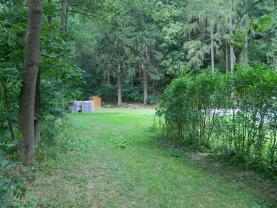 Prodej, zahrada, 815 m2, Veverská Bítýška, ul. Okřínek