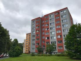 Pronájem, byt 2+kk, 48 m2, Ostrava - Hrabůvka, ul. Plzeňská