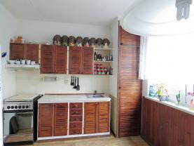 Prodej, byt 3+1, OV, České Budějovice, ul. Písecká