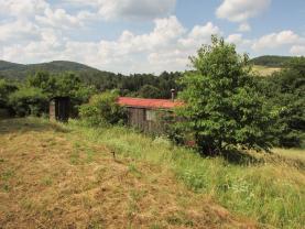 Prodej, pozemek, 1344m2, Nezabudice
