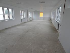 Pronájem, obchodní prostory, 100 m2, České Budějovice