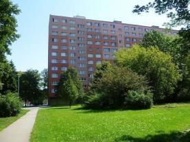 Pronájem, byt 1+1, 35 m2, Ostrava Hrabůvka, ul. Mjr. Nováka