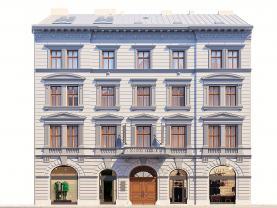 Prodej, byt 2+1, 80 m2, Praha 1 - Nové Město