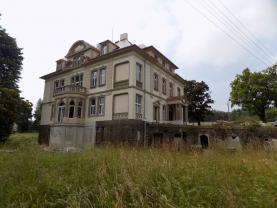 Prodej, vila, 624 m2, pozemek 2675 m2, Kovářská