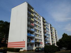 Prodej, byt 4+1, 72 m2, OV, Most, ul. B. Martinů + garáž