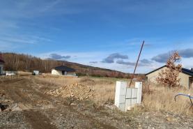 Prodej, stavební parcela, 975 m2, Černovice