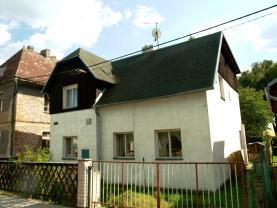 Prodej, rodinný dům, 180m2, Krajková, okres Sokolov